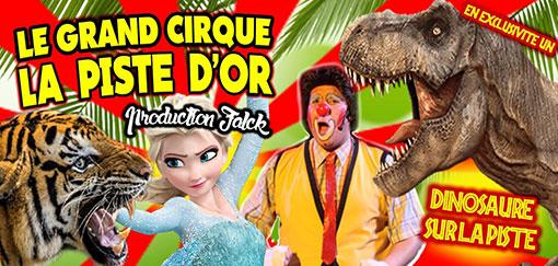 Cirque et animations sur le Parc du Château de Rajat - Hiver 2018