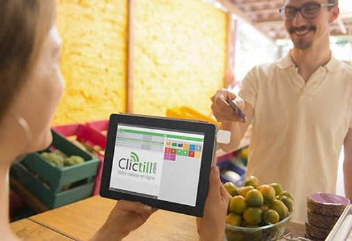 ClicTill, la toute nouvelle caisse enregistreuse en ligne de JLR, le spécialiste du Retail