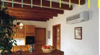 Climatisation domestique pour maison et habitation