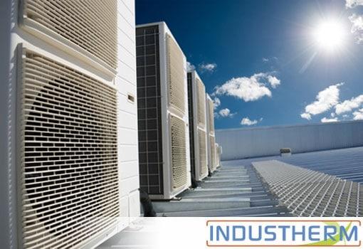 Climatisation réversible pour les bureaux et le tertiaire