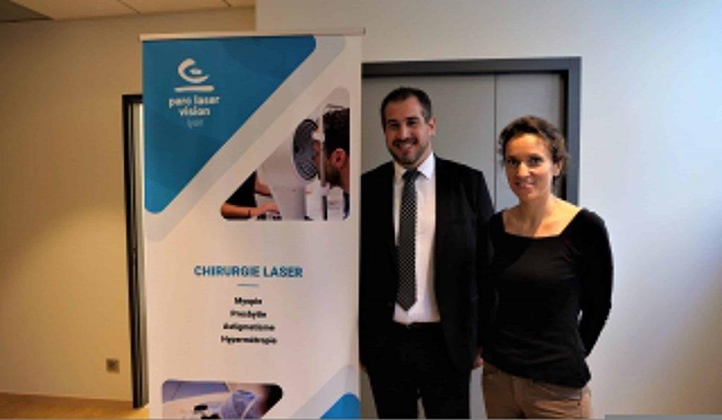 Un nouveau centre de traitement laser de la vision inauguré par la Clinique du Parc