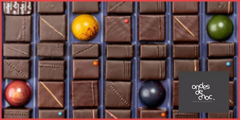 Ondes de Choc ! Le chocolatier de vos cadeaux d'affaires