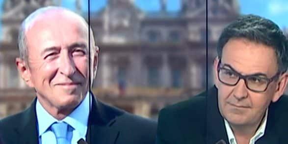 Gérard Collomb s'allie à la Droite dans un accord très décrié : et si le 3ème homme était David Kimelfeld ?