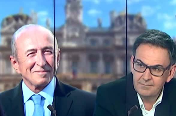 Sondage : avec 30 %, Gérard Collomb favori pour la Métropole loin devant  David Kimelfeld