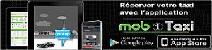 Commander gratuitement votre taxi à Lyon et sa regions avec mob1taxi