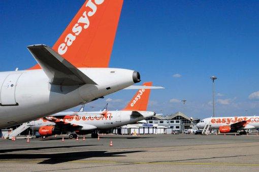Comment Easy Jet est devenue en dix ans la compagnie number one à Lyon-Saint Exupéry…