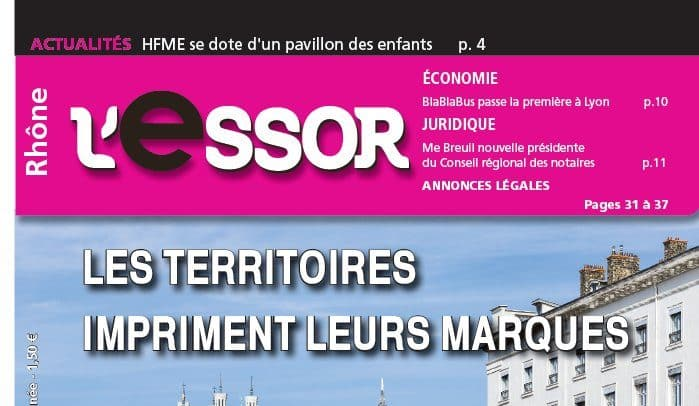 Il était né en 1946 : l'Essor du Rhône  cesse de paraître dans sa version papier