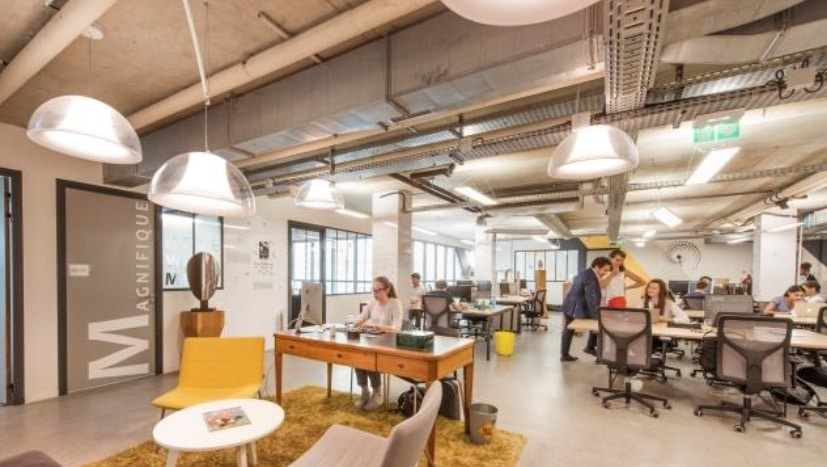 Coworking: Weréso ouvre un nouvel espace de 450 m² au sein même de la gare des Brotteaux à Lyon