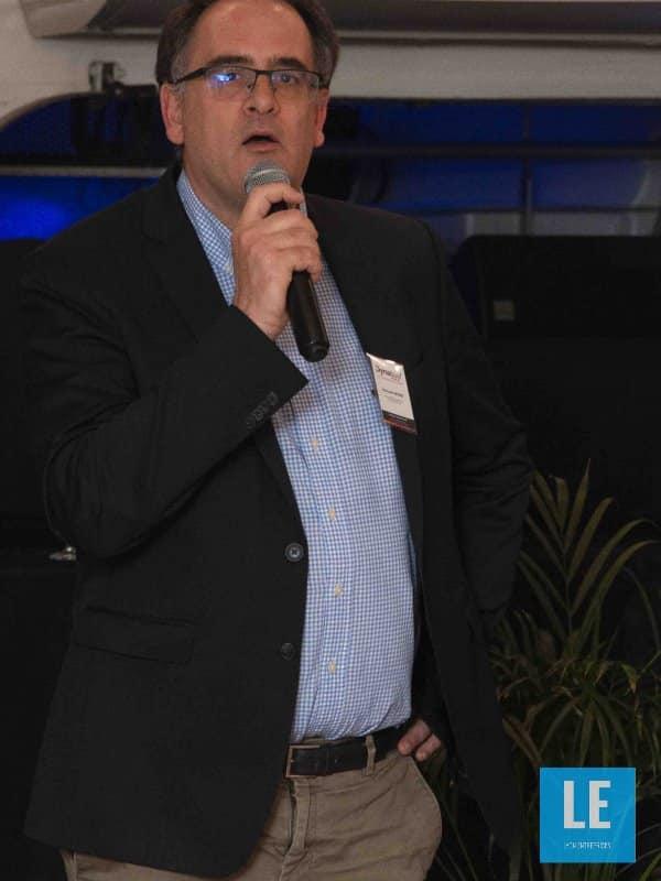 Edouard Moret, Dynabuy, Centrale d'achat pour PME