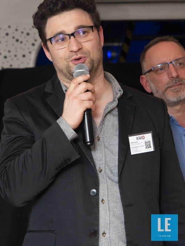 Kevin Montorier, KMO Conseil, Optimisation de process industriel