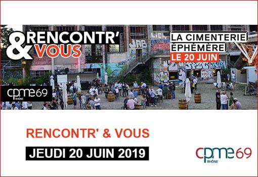 CPME 69 > RENCONTR'&VOUS à La Cimenterie Éphémère [Jeudi 20 juin]