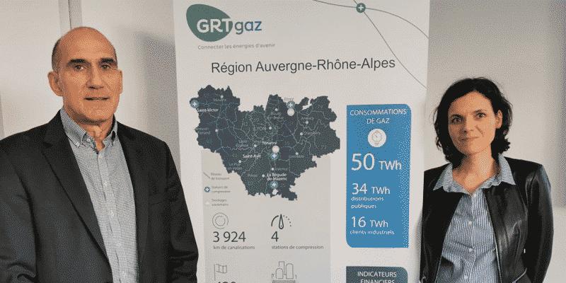 Bilan gaz 2019 de GRTgaz : une hausse de la consommation de 4 % en Auvergne-Rhône-Alpes