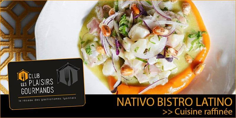 Mercredi 25 Mars : 65ème Soirée Network au restaurant Nativo Bistrot Latino