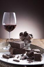 Dégustation vins et chocolats à la Petite Boutique du Vin