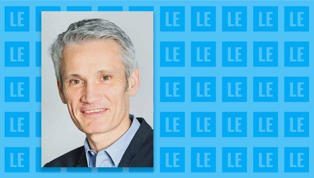 A la tête de mille salariés : Denis Tessier prend la direction de l'Eau de Suez en Auvergne-Rhône-Alpes