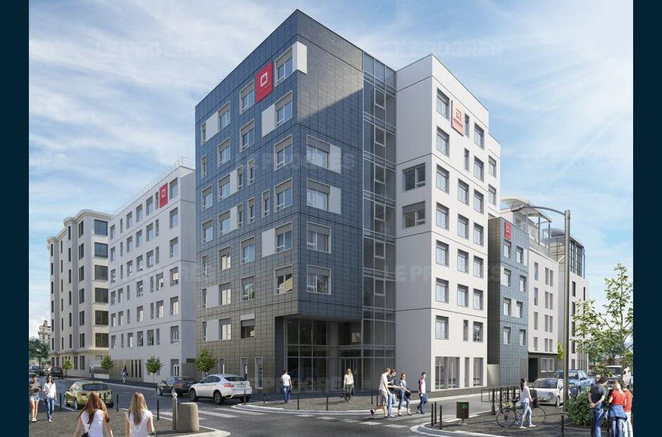 Des chambres de 2 à… 8 lits: le groupe allemand Meininger ouvre un hôtel de 169 chambres et de 580 lits à Lyon