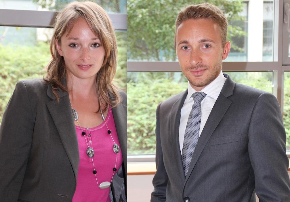 Deux nouveaux associés au sein du cabinet d'audit Mazars à Lyon : Séverine Hervet et Damien Meunier