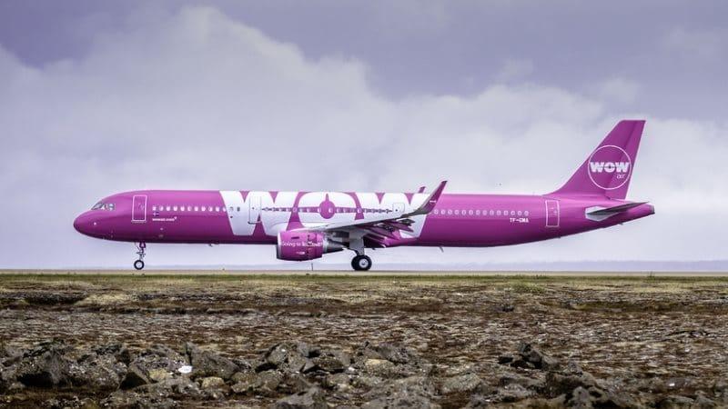 Deux semaines après avoir annoncé la relance de ses vols entre Lyon/Reykjavik et New York, Wow Air voit ses avions cloués au sol!