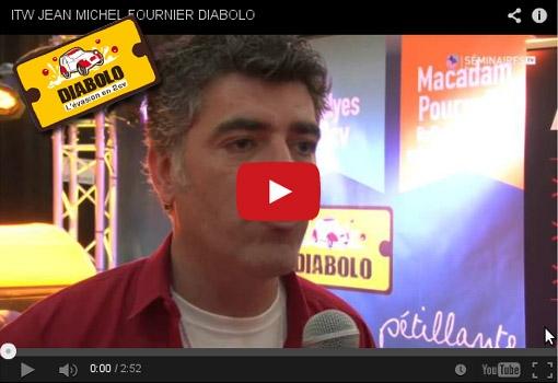 Diabolo annonce ses nouveautés au Salon de l'Evénementiel 2017