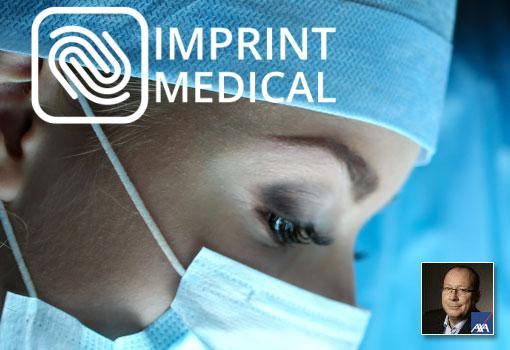 Didier Guillon-Cottard, gérant de Imprint Medical raconte pourquoi il s'est assuré auprès de Bernard Bigand [Témoignage]