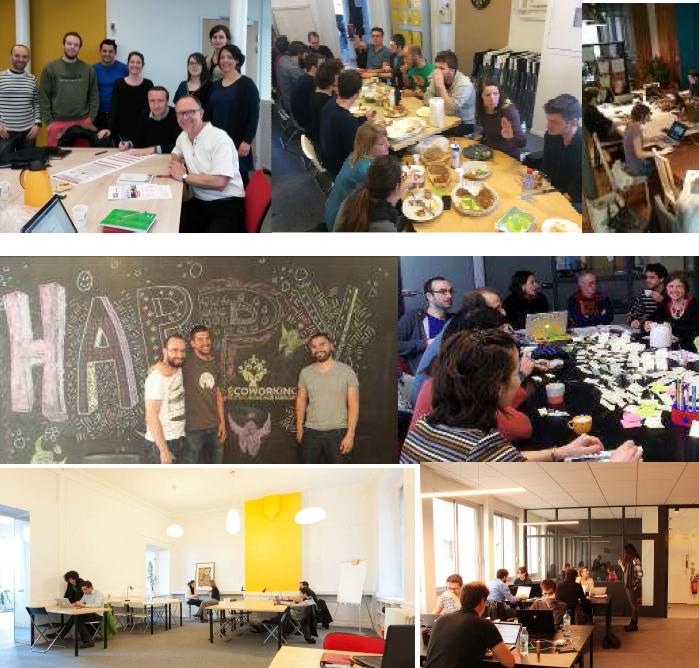 Dix-huit espaces créés à Lyon en sept ans ! Les 1ères Assises mettent en évidence l'étonnant dynamisme du phénomène coworking