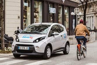 Le service d'autopartage électrique Bluely vient de dépasser les 10 000 abonnés actifs au sein de la Métropole lyonnaise