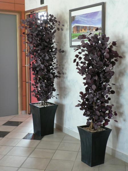 Dynamisez votre lieu de travail avec des plantes artificielles