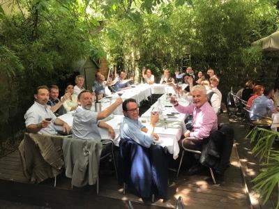 Retour sur le 100ème Déjeuner Network au restaurant Le Moment