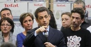 EDF prié par Nicolas Sarkozy de rééditer Lejaby en reprenant Photowatt