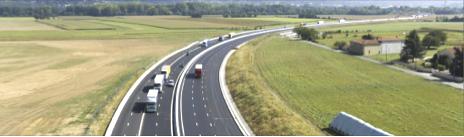 Elargissement du contournement est de Lyon pour 41 millions d'euro