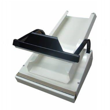 Emballeuse et soudeuse pour emballage alimentaire ou industriel