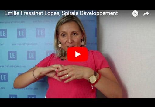 Emilie Fressinet Lopes, Spirale Développement