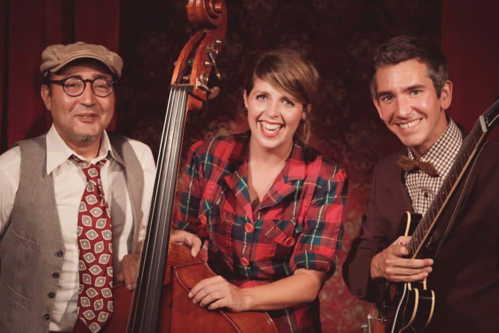 Émilie Hedou Trio en concert au Gourmet Bar [Mercredi 3 avril]