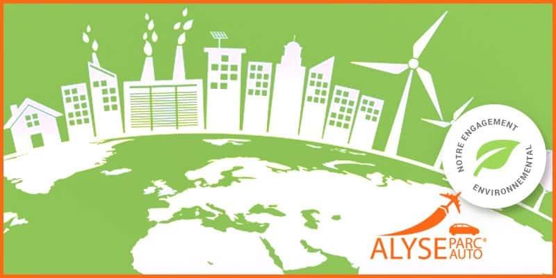 Alyse Parc Auto, un engagement RSE au quotidien pour un impact environnemental positif