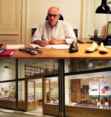 Eric Botton a trouvé chaussure à son pied: l'entreprise lyonnaise Bexley vendue à LBO France