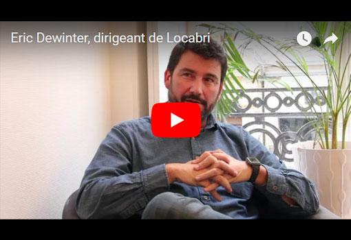 Eric DEWINTER raconte LOCABRI, son entreprise de bâtiments modulaires temporaires