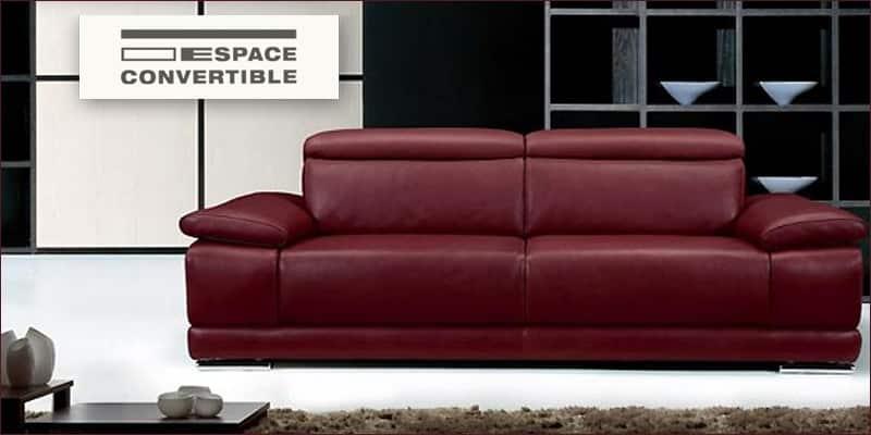 Le canapé convertible pour un couchage au quotidien