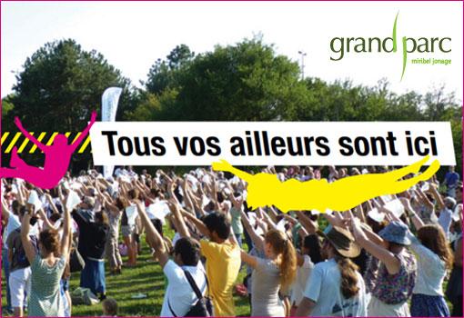 Événements d'entreprises en plein air à Lyon, le Grand Parc Miribel Jonage est fait pour vous