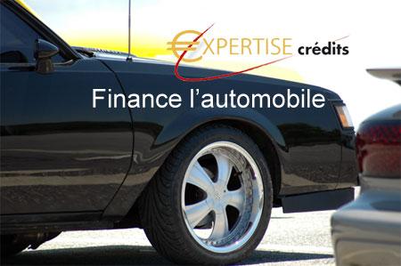 Voiture en financement par Expertises Crédits