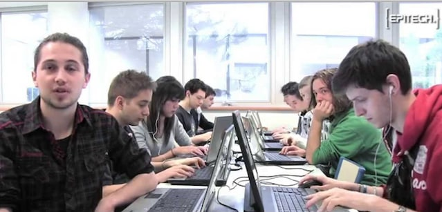 Télétravail : des étudiants pour accompagner les entreprises à la peine