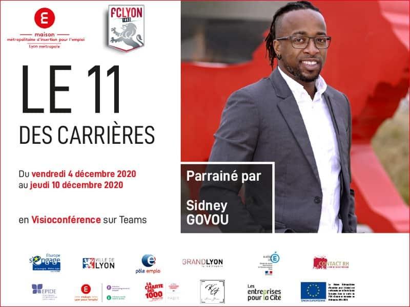 """Forum d'orientation et de l'emploi """"le 11 des Carrières"""" : mettez en avant votre entreprise !"""