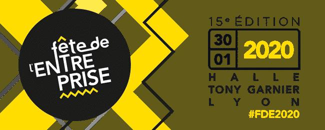 Fête de l'Entreprise 15ème édition : rendez-vous le 30 Janvier 2020 à la Halle Tony Garnier