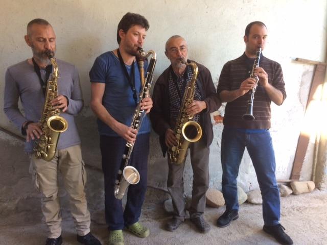 Festival Jazz à cours et à jardins : du Jazz pour tous dans des lieux verdoyants et insolites à Lyon et alentours