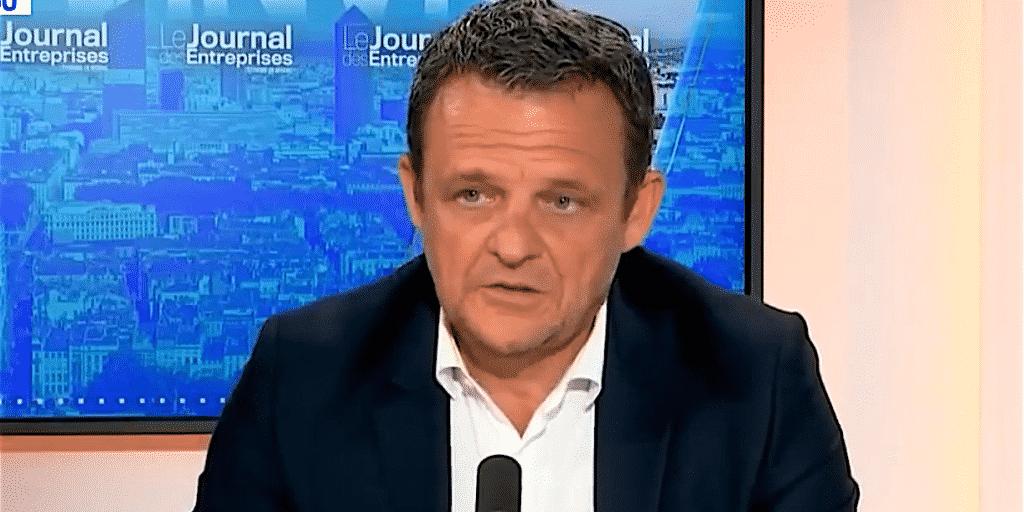Laurent Fiard prolonge son mandat à la tête du Medef Lyon-Rhône