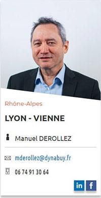 Manuel Derollez - Agence Dynabuy de Lyon