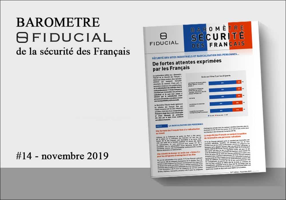 Baromètre de la sécurité des Français #14