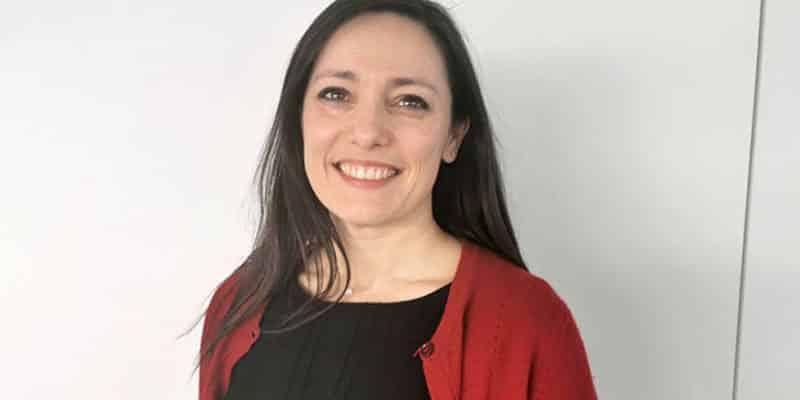 """Florence Agostino-Etchetto, directrice générale de Lyonbiopôle """" On n'a pas à se poser la question, celles qui ont envie, il faut qu'elles le fassent """""""