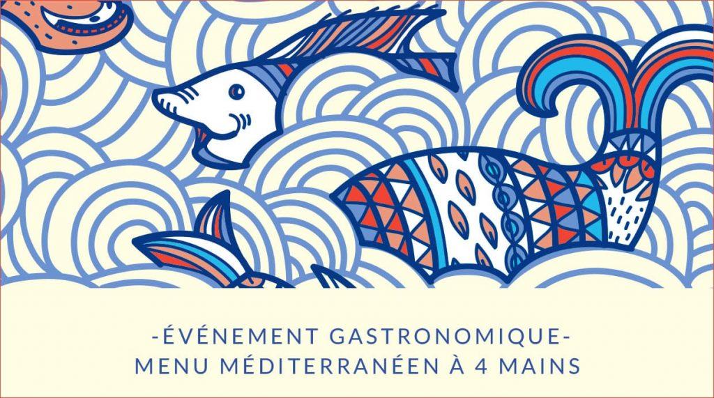 Ludovic Turac à la Brasserie Lyon Plage les 9 et 10 Octobre pour un événement gastronomique