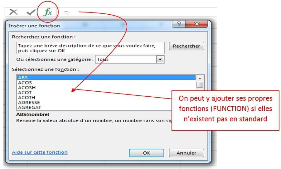 L'éditeur VBA dans Excel