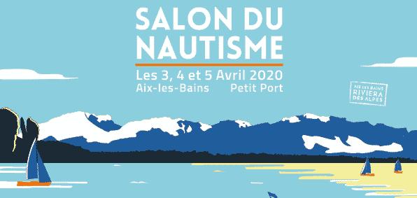 [3, 4 et 5 avril 2020] Salon du Nautisme d'Aix-les-Bains #25